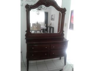 Credenza Con Espejo : Credenza con espejo puerto rico