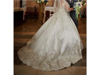 Venta de vestidos de novia usados baratos