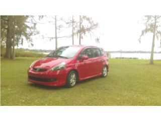 2007 Honda fit sport,Haines City