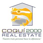 COQUI 2000 REAL ESTATE Puerto Rico