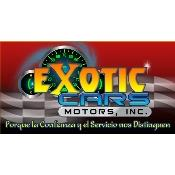 EXOTIC CARS MOTORS#2 Puerto Rico
