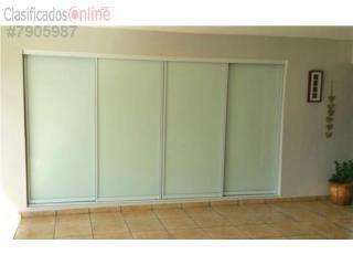 Puertas De Closet Heavy Duty Blanco 160x96, Puerto Rico