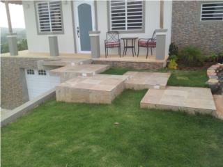 Puerto rico servicios autosconstruccion de casas piscinas for Construccion de casas en terrazas