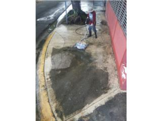 CLEANING PRESSURE WASHER Puerto Rico LG MAINTANCE HANDYMAN SERVICES
