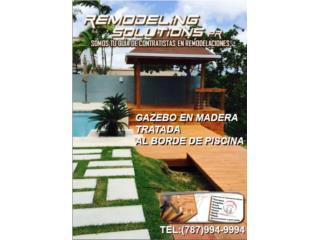 Puerto Rico Servicios Autosconstruccion De Terrazas Y