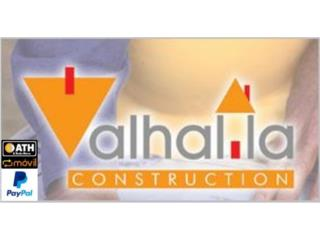 Construccion General Residencial Puerto Rico Valhalla Real Estate, Inc.