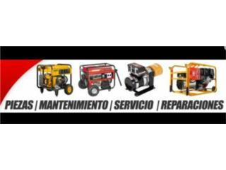 Reparacion De Generadores, Any parts / plantas