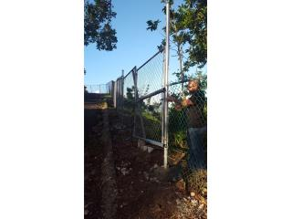 Cyclone fence  Puerto Rico PERFECT POOL CONTRACTOR