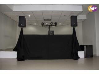DJ / Sonido / Luces Puerto Rico Nazareo Productions & Photography