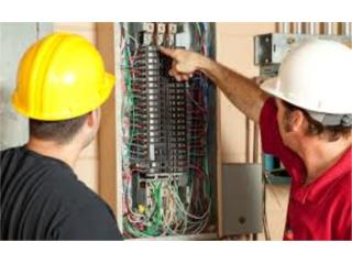 Perito Electricista (787) 633-7432 Puerto Rico Alvarez Electric And Contractor