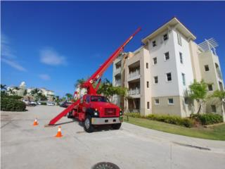 Gruas Telescopicas Puerto Rico HDZ TOWING INC.