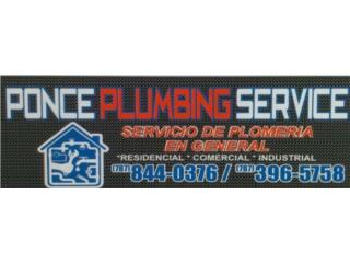 Ponce plumbing services Puerto Rico Ponce Plumbing Services