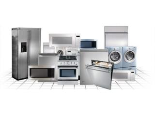 REP NEVERA LAVADORA SECADORA 7876892088 Puerto Rico Nm Appliance