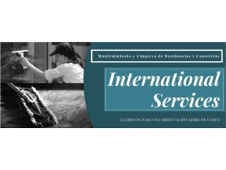 Limpieza y Mantenimiento Puerto Rico International Services, Inc.