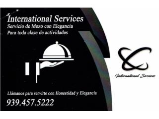 Servicio de Mozo Puerto Rico International Services, Inc.