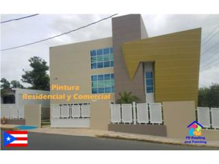 Pintura Residencial y Comercial Puerto Rico Pr Roofing and Painting