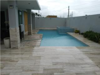 Piscina en mosaico cristal Puerto Rico PERFECT POOL CONTRACTOR
