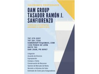 Tasador  Puerto Rico OAM GROUP LLC