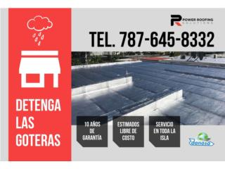 ^^^DANOSA^^^ Puerto Rico POWER ROOFING SOLUTIONS