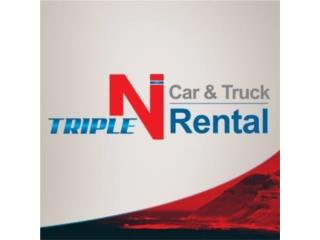 Renta de Autos Puerto Rico TRIPLE N MOTOR AND CAR RENTAL