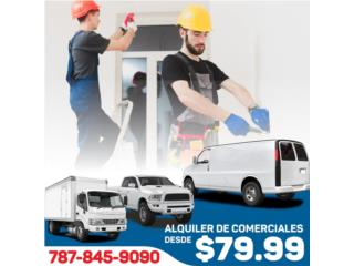 Renta de  comerciales Puerto Rico TRIPLE N MOTOR AND CAR RENTAL