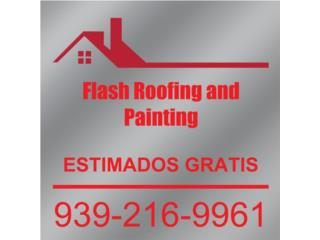 Flash Roofing and Painting Puerto Rico Flash Roofing and Painting