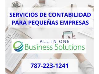 CONTABILIDAD Puerto Rico ALL IN ONE BUSINESS SOLUTIONS